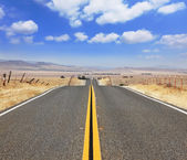 The magnificent l highway — Stock Photo