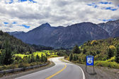 The  Route 40, southern Argentina — Stock Photo