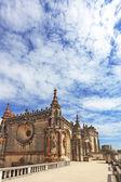 Palace of Knights Templar in Tomar — Stock Photo