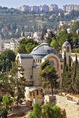 De kerk in jeruzalemkościoła w jerozolimie — Stockfoto