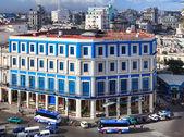 Hotel Telegrafo. — Stock Photo