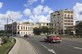 Buildings in Old Havana. — Stock Photo