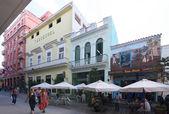 Old streets of Havana. — Stock Photo