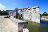 Oldest fortress in Cuba - castillo de la Real Fuerza. — Stock Photo