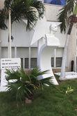Sculpture of Jose Marti. — Stock Photo
