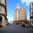 Stock Photo: Buildings in Old Havana.