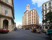 Buildings in Old Havana. — Foto Stock