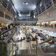 International Airport in Dubai. UAE. — Stock Photo