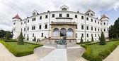 Château de konopishte en république tchèque. — Photo