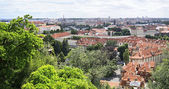 Cityscape in the center of Prague. — Stock Photo