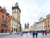Old Town Square. — Stock Photo