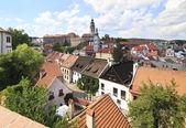 Historical center of Cesky Krumlov.  — Stock Photo