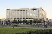 Hotel Slavic Europe Square. Moscow. — Stockfoto