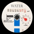 Water meter — Stock Photo #15551325