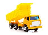 Toy Dump Truck — Stock Photo