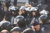 Revolution in Kharkiv (22.02.2014) — Foto de Stock