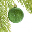 Christmas decoration — Stock Photo #12595392