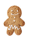 Gingerbread man cookie — Stock Photo
