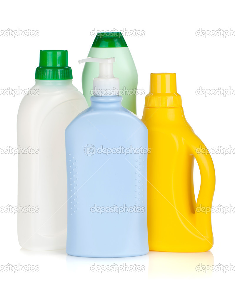 how to clean plastic drink bottles