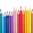 Various colour pencils — Stock Photo #14167599
