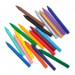Various color markers — Stock Photo