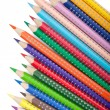 Various colorful pencils — Stock Photo #18641803