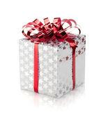 Christmas gift box — Foto Stock