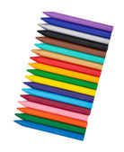 Various colour markers — Stock Photo