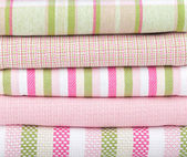 Kitchen towels — Stock Photo