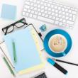 caffè e ufficio forniture — Foto Stock