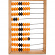 Stock Photo: Wooden abacus