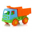 Color toy car — Stock Photo #26760277