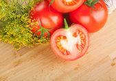 Legumes maduros — Foto Stock