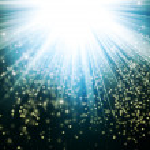 Abstract magic light — Stock Photo