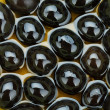 Stock Photo: Black olives