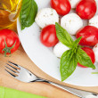Caprese salad — Stock Photo #30029207