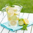 Homemade lemonade — Stock Photo #30372343