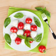 Caprese salad — Stock Photo #31920851
