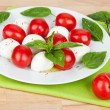 Caprese salad — Stock Photo #33556031