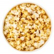 Popcorn box — Stock Photo #34754387