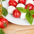 Caprese salad — Stock Photo #34754393