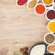 Various spices selection — Stock Photo #35665103