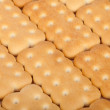 Cookies texture closeup — Stock Photo