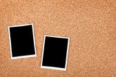 Cornici per foto polaroid — Foto Stock
