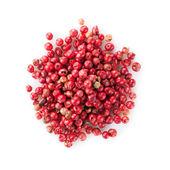 Röda pepparkorn — Stockfoto