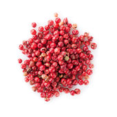Rote pfefferkörner — Stockfoto