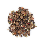 Colorful peppercorn mix — Stock Photo