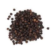 Svarta pepparkorn — Stockfoto