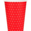 Disposable paper cup — Stock Photo #38475013