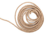 Roll of ship rope — Stockfoto